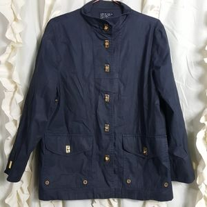 Ralph Lauren Dry Goods Co. Coated Canvas Chore Jacket small